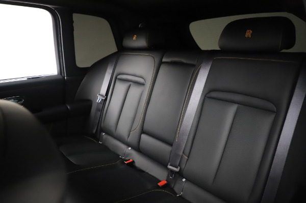 Used 2020 Rolls-Royce Cullinan for sale $355,900 at Aston Martin of Greenwich in Greenwich CT 06830 15