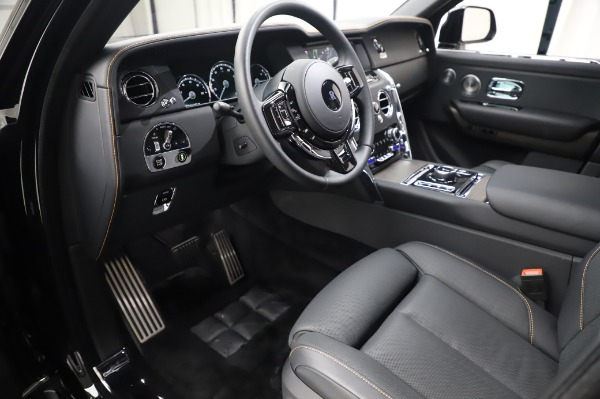 Used 2020 Rolls-Royce Cullinan for sale $355,900 at Aston Martin of Greenwich in Greenwich CT 06830 17
