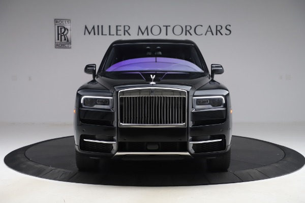 Used 2020 Rolls-Royce Cullinan for sale $355,900 at Aston Martin of Greenwich in Greenwich CT 06830 2