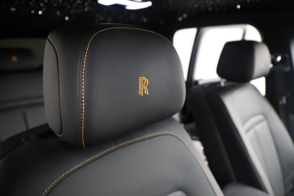 Used 2020 Rolls-Royce Cullinan for sale $355,900 at Aston Martin of Greenwich in Greenwich CT 06830 23