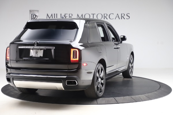 Used 2020 Rolls-Royce Cullinan for sale $355,900 at Aston Martin of Greenwich in Greenwich CT 06830 6
