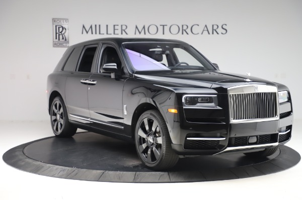 Used 2020 Rolls-Royce Cullinan for sale $355,900 at Aston Martin of Greenwich in Greenwich CT 06830 8