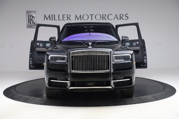 Used 2020 Rolls-Royce Cullinan for sale $355,900 at Aston Martin of Greenwich in Greenwich CT 06830 9
