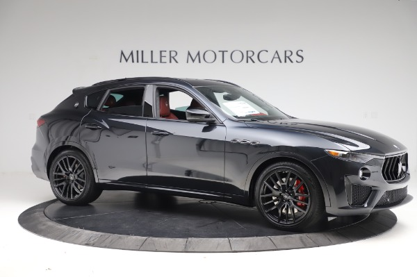 New 2020 Maserati Levante GTS for sale $135,649 at Aston Martin of Greenwich in Greenwich CT 06830 10