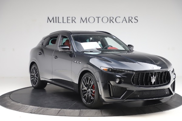 New 2020 Maserati Levante GTS for sale $135,649 at Aston Martin of Greenwich in Greenwich CT 06830 11