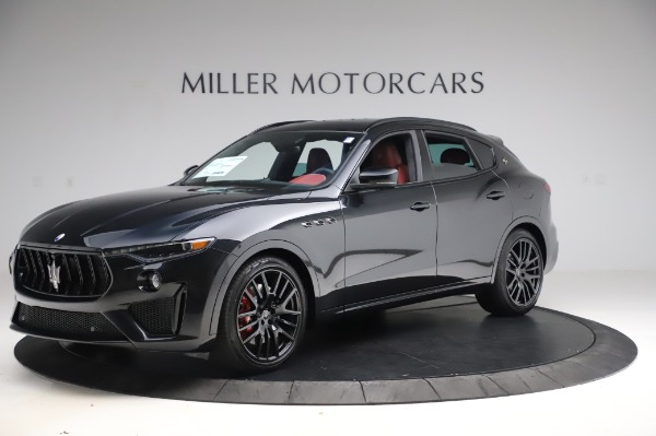 New 2020 Maserati Levante GTS for sale $135,649 at Aston Martin of Greenwich in Greenwich CT 06830 2