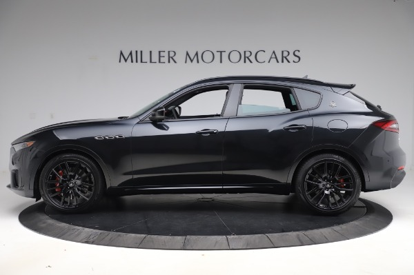New 2020 Maserati Levante GTS for sale $135,649 at Aston Martin of Greenwich in Greenwich CT 06830 3