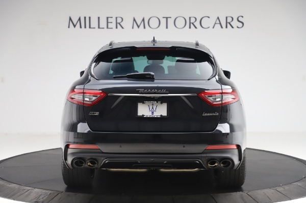 New 2020 Maserati Levante GTS for sale $135,649 at Aston Martin of Greenwich in Greenwich CT 06830 6