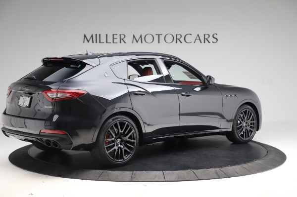 New 2020 Maserati Levante GTS for sale $135,649 at Aston Martin of Greenwich in Greenwich CT 06830 8