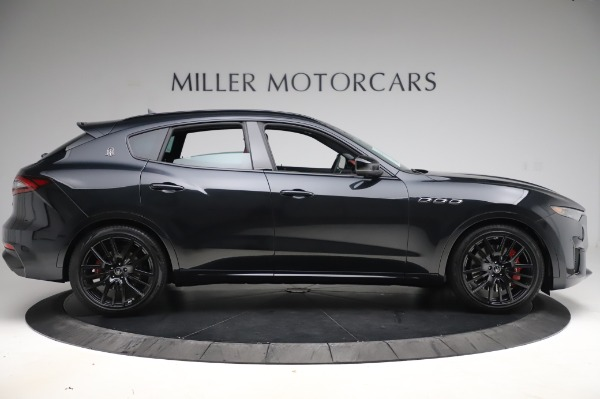 New 2020 Maserati Levante GTS for sale $135,649 at Aston Martin of Greenwich in Greenwich CT 06830 9