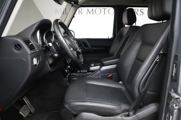 Used 2017 Mercedes-Benz G-Class G 550 for sale $86,900 at Aston Martin of Greenwich in Greenwich CT 06830 15
