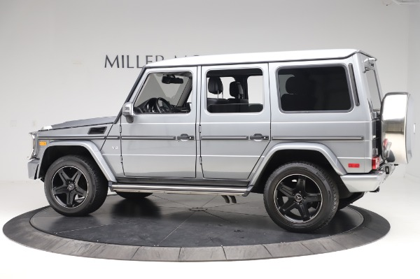 Used 2017 Mercedes-Benz G-Class G 550 for sale $86,900 at Aston Martin of Greenwich in Greenwich CT 06830 4