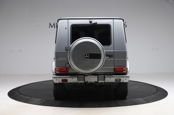 Used 2017 Mercedes-Benz G-Class G 550 for sale $86,900 at Aston Martin of Greenwich in Greenwich CT 06830 6