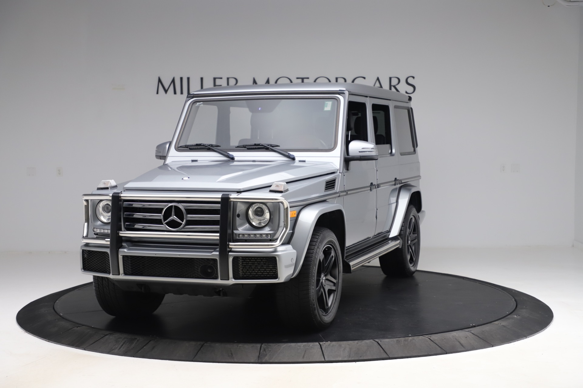 Used 2017 Mercedes-Benz G-Class G 550 for sale $86,900 at Aston Martin of Greenwich in Greenwich CT 06830 1