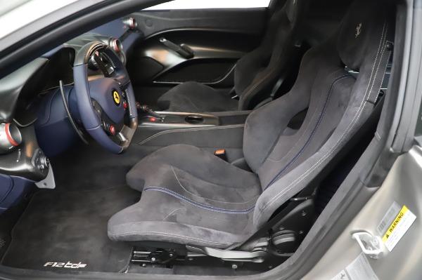 Used 2016 Ferrari F12tdf for sale $869,900 at Aston Martin of Greenwich in Greenwich CT 06830 15