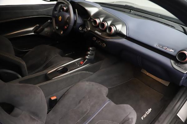 Used 2016 Ferrari F12tdf for sale $869,900 at Aston Martin of Greenwich in Greenwich CT 06830 22