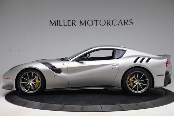 Used 2016 Ferrari F12tdf for sale $869,900 at Aston Martin of Greenwich in Greenwich CT 06830 3