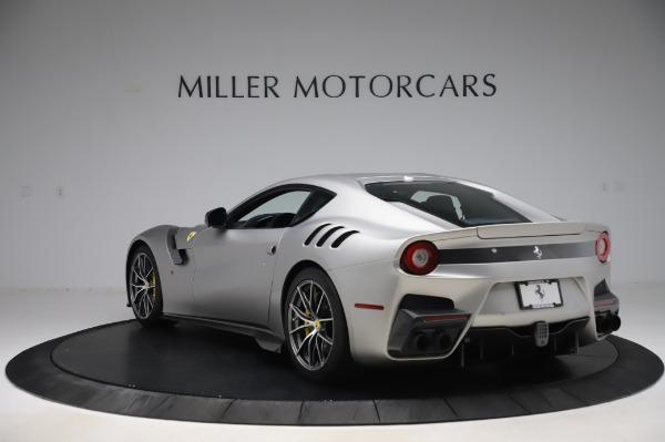 Used 2016 Ferrari F12tdf for sale $869,900 at Aston Martin of Greenwich in Greenwich CT 06830 5