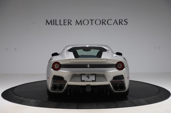 Used 2016 Ferrari F12tdf for sale $869,900 at Aston Martin of Greenwich in Greenwich CT 06830 6