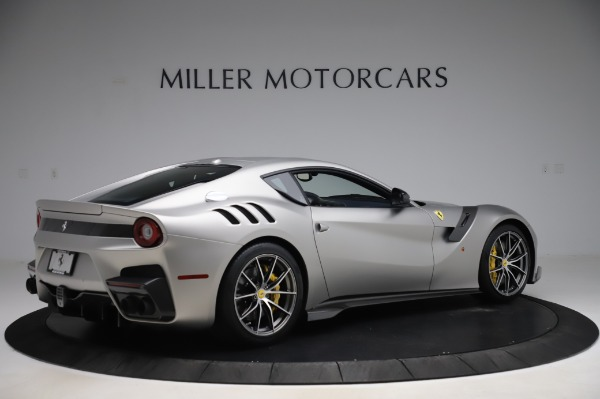 Used 2016 Ferrari F12tdf for sale $869,900 at Aston Martin of Greenwich in Greenwich CT 06830 8