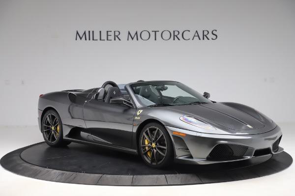 Used 2009 Ferrari 430 Scuderia Spider 16M for sale $349,900 at Aston Martin of Greenwich in Greenwich CT 06830 10