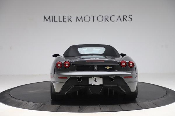 Used 2009 Ferrari 430 Scuderia Spider 16M for sale $349,900 at Aston Martin of Greenwich in Greenwich CT 06830 15