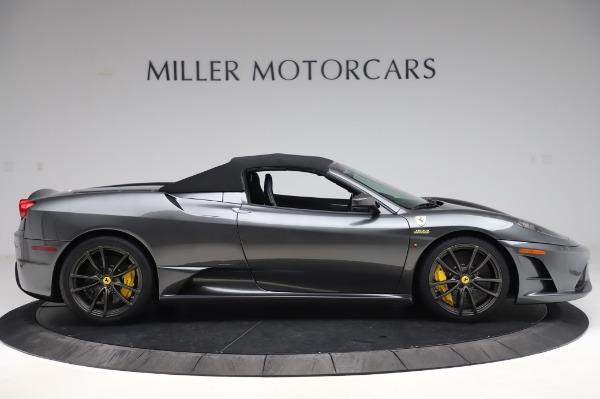 Used 2009 Ferrari 430 Scuderia Spider 16M for sale $349,900 at Aston Martin of Greenwich in Greenwich CT 06830 17