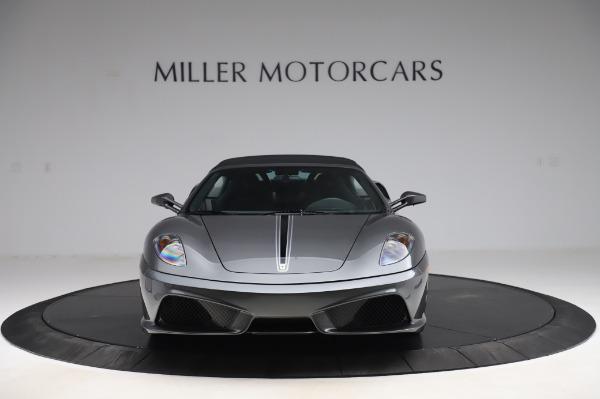 Used 2009 Ferrari 430 Scuderia Spider 16M for sale $349,900 at Aston Martin of Greenwich in Greenwich CT 06830 18