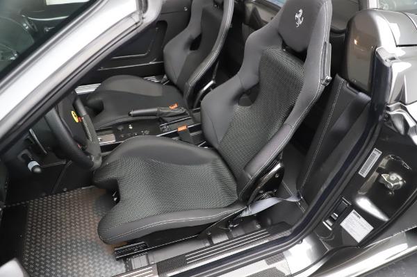 Used 2009 Ferrari 430 Scuderia Spider 16M for sale $349,900 at Aston Martin of Greenwich in Greenwich CT 06830 21