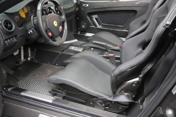 Used 2009 Ferrari 430 Scuderia Spider 16M for sale $349,900 at Aston Martin of Greenwich in Greenwich CT 06830 24