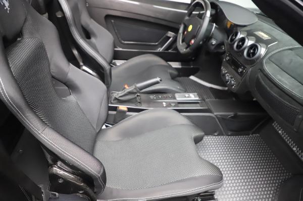 Used 2009 Ferrari 430 Scuderia Spider 16M for sale $349,900 at Aston Martin of Greenwich in Greenwich CT 06830 26