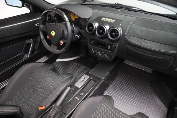 Used 2009 Ferrari 430 Scuderia Spider 16M for sale $349,900 at Aston Martin of Greenwich in Greenwich CT 06830 28