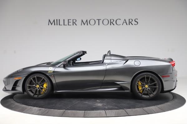 Used 2009 Ferrari 430 Scuderia Spider 16M for sale $349,900 at Aston Martin of Greenwich in Greenwich CT 06830 3
