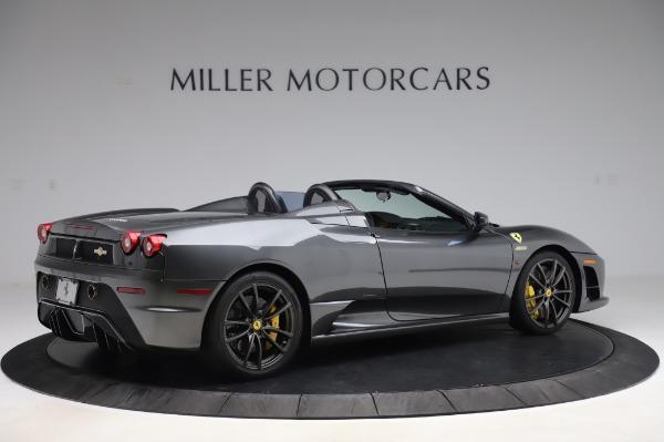Used 2009 Ferrari 430 Scuderia Spider 16M for sale $349,900 at Aston Martin of Greenwich in Greenwich CT 06830 7