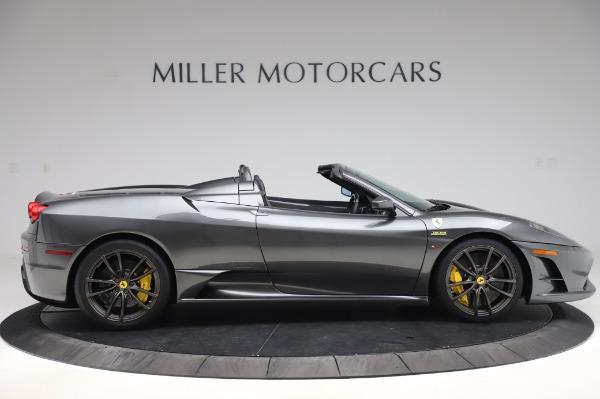Used 2009 Ferrari 430 Scuderia Spider 16M for sale $349,900 at Aston Martin of Greenwich in Greenwich CT 06830 8