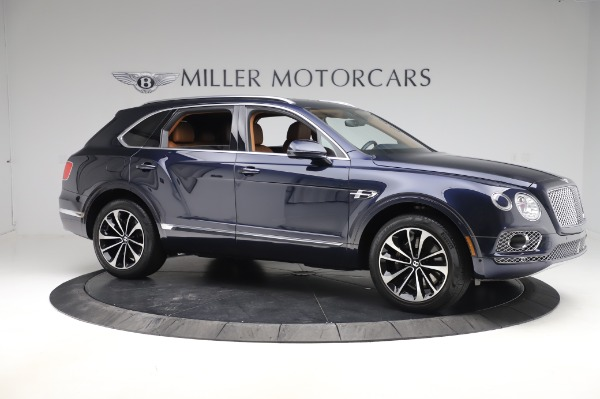 Used 2018 Bentley Bentayga W12 Signature Edition for sale Call for price at Aston Martin of Greenwich in Greenwich CT 06830 10