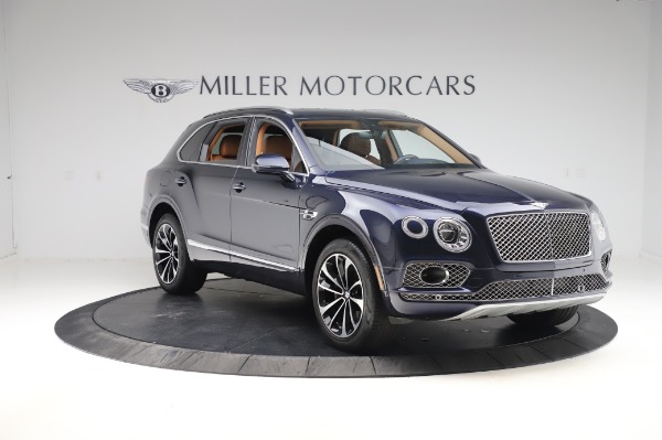 Used 2018 Bentley Bentayga W12 Signature Edition for sale Call for price at Aston Martin of Greenwich in Greenwich CT 06830 11