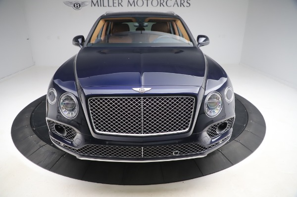 Used 2018 Bentley Bentayga W12 Signature Edition for sale Call for price at Aston Martin of Greenwich in Greenwich CT 06830 13