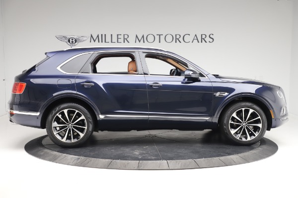 Used 2018 Bentley Bentayga W12 Signature Edition for sale Call for price at Aston Martin of Greenwich in Greenwich CT 06830 9