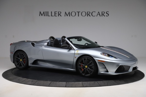 Used 2009 Ferrari 430 Scuderia Spider 16M for sale $322,900 at Aston Martin of Greenwich in Greenwich CT 06830 10