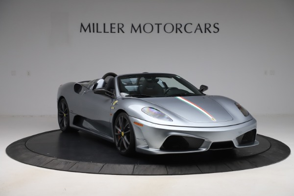Used 2009 Ferrari 430 Scuderia Spider 16M for sale $322,900 at Aston Martin of Greenwich in Greenwich CT 06830 11