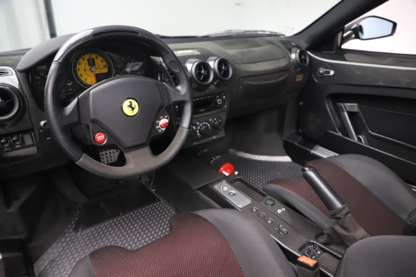 Used 2009 Ferrari 430 Scuderia Spider 16M for sale $322,900 at Aston Martin of Greenwich in Greenwich CT 06830 13