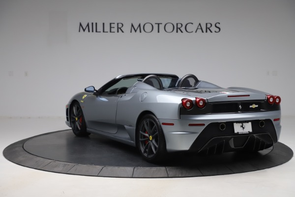 Used 2009 Ferrari 430 Scuderia Spider 16M for sale $322,900 at Aston Martin of Greenwich in Greenwich CT 06830 5