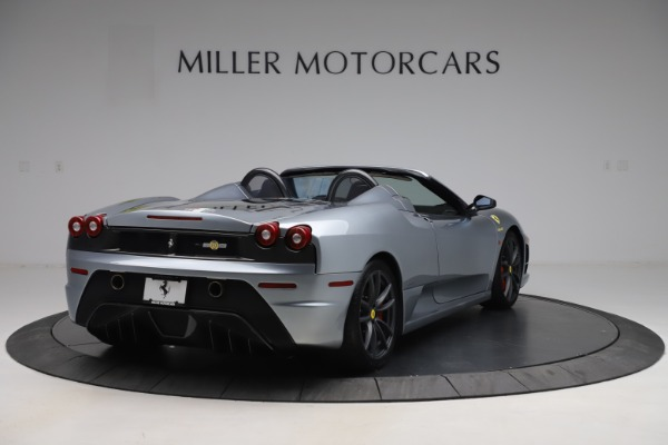 Used 2009 Ferrari 430 Scuderia Spider 16M for sale $322,900 at Aston Martin of Greenwich in Greenwich CT 06830 7