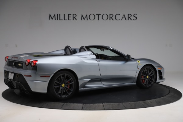 Used 2009 Ferrari 430 Scuderia Spider 16M for sale $322,900 at Aston Martin of Greenwich in Greenwich CT 06830 8