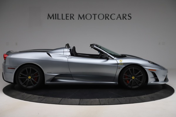 Used 2009 Ferrari 430 Scuderia Spider 16M for sale $322,900 at Aston Martin of Greenwich in Greenwich CT 06830 9