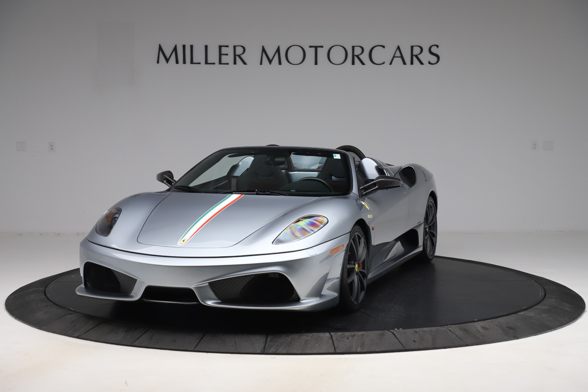 Used 2009 Ferrari 430 Scuderia Spider 16M for sale $322,900 at Aston Martin of Greenwich in Greenwich CT 06830 1