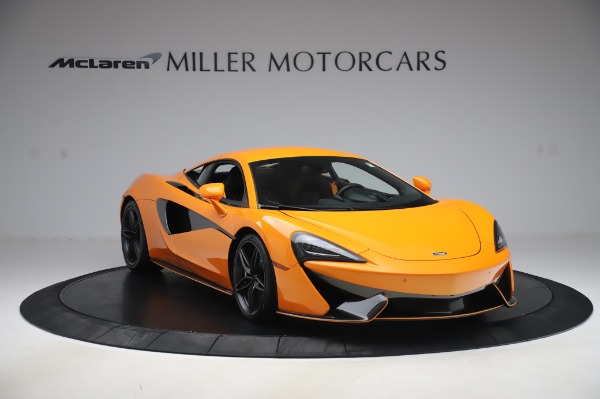 Used 2017 McLaren 570S Coupe for sale $149,900 at Aston Martin of Greenwich in Greenwich CT 06830 10