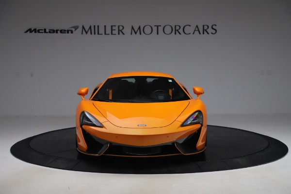 Used 2017 McLaren 570S Coupe for sale $149,900 at Aston Martin of Greenwich in Greenwich CT 06830 11