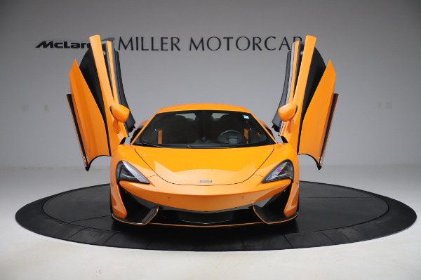 Used 2017 McLaren 570S Coupe for sale $149,900 at Aston Martin of Greenwich in Greenwich CT 06830 12
